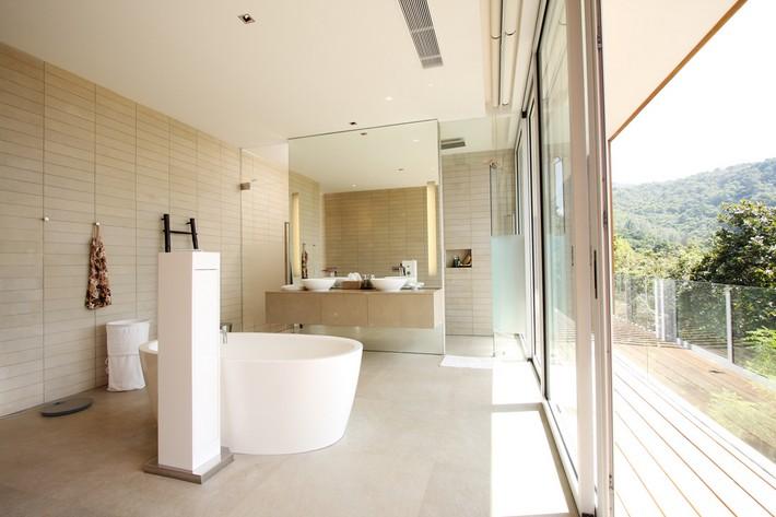 Modern Bathroom Design Ideas Pictures Amp Tips From Hgtv Bathroom inside Modern Bathroom Pictures contemporary bathroom How to Create a Contemporary Bathroom y1aPbhG