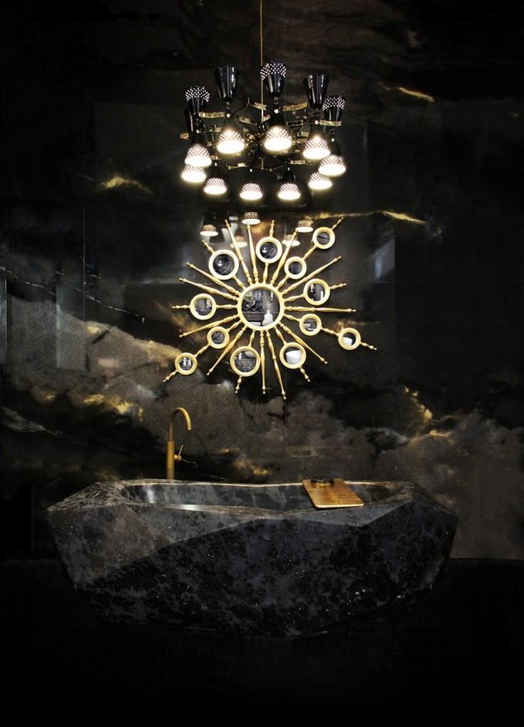 10 Astonishing Bathroom Pendant Lights  5 master bathroom ideas Master Bathroom Ideas to Inspiring Your New Oasis 10 Astonishing Bathroom Pendant Lights 5