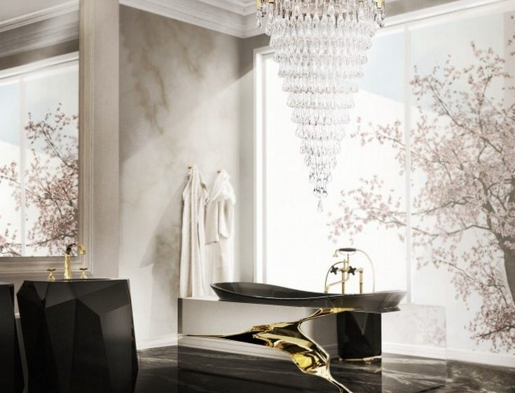 10 Astonishing Bathroom Pendant Lights 742