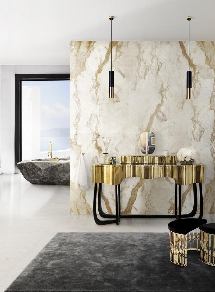 10 Astonishing Bathroom Pendant Lights  8 master bathroom ideas Master Bathroom Ideas to Inspiring Your New Oasis 10 Astonishing Bathroom Pendant Lights 8