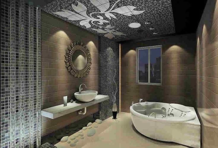luxury-master-bathrooms-ideas master bathroom ideas Master Bathroom Ideas to Inspiring Your New Oasis luxury master bathrooms ideas 1024x695