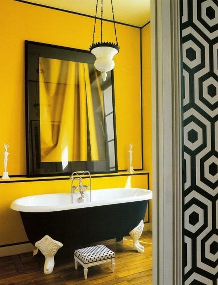 Top Inspiring Bathrooms Using Spicy Mustard Pantone spicy mustard Top Inspiring Bathrooms Using Spicy Mustard Pantone 4c2e89442a16a4a5b01c103502a753cb