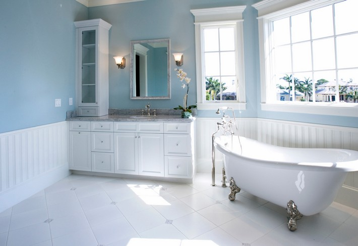 Pantone Airy Blue Inspiration for your Bathroom  pantone airy blue Pantone Airy Blue Inspiration for your Bathroom Pantone Airy Blue Inspiration for your Bathroom 4