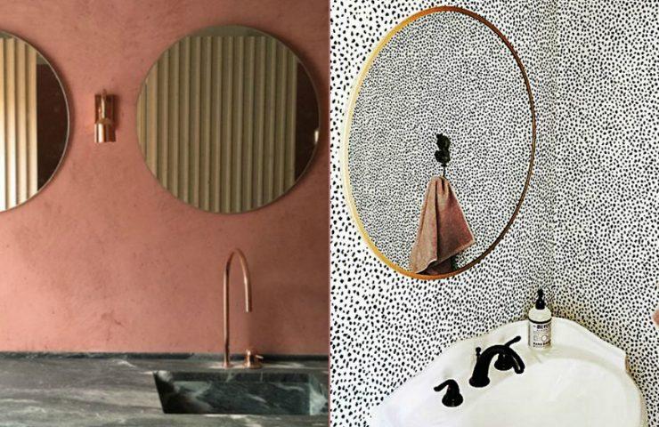 Revamp your Bathroom with the Dusty Cedar Pantone