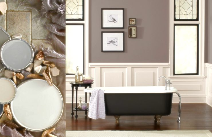 warm taupe pantone Sprinkle your Bathroom with the Warm Taupe Pantone Sprinkle your Bathroom with the Warm Taupe Pantone1 740x480