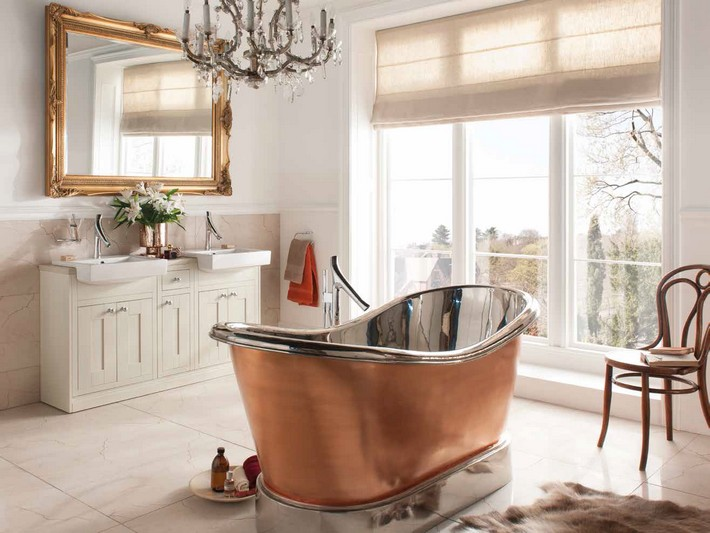 Achieve a Rustic Bathroom Look with Potter's Clay Pantone potter's clay pantone Achieve a Rustic Bathroom Look with Potter's Clay Pantone Achieve a Rustic Bathroom Look with Potters Clay Pantone 10