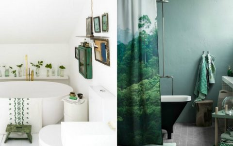 Bring Nature Inside the Bathroom with Lush Meadow Pantone Lush Meadow Pantone Bring Nature Inside the Bathroom with Lush Meadow Pantone collage 480x300