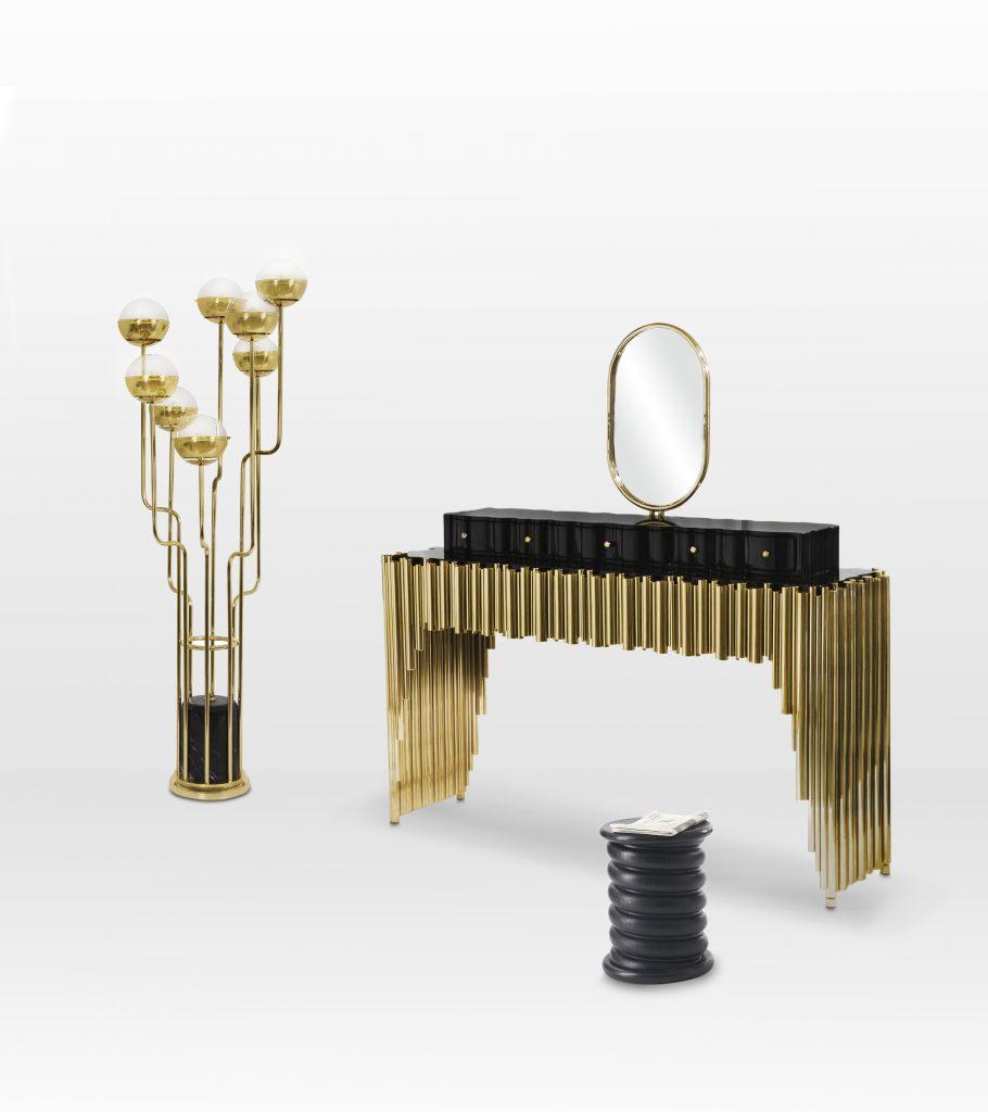 Luxury Bathroom Decor with Black + Gold Mood Boards Luxury Bathroom Decor Luxury Bathroom Decor with Black + Gold Mood Boards symphony washbasin niku floor 1 HR