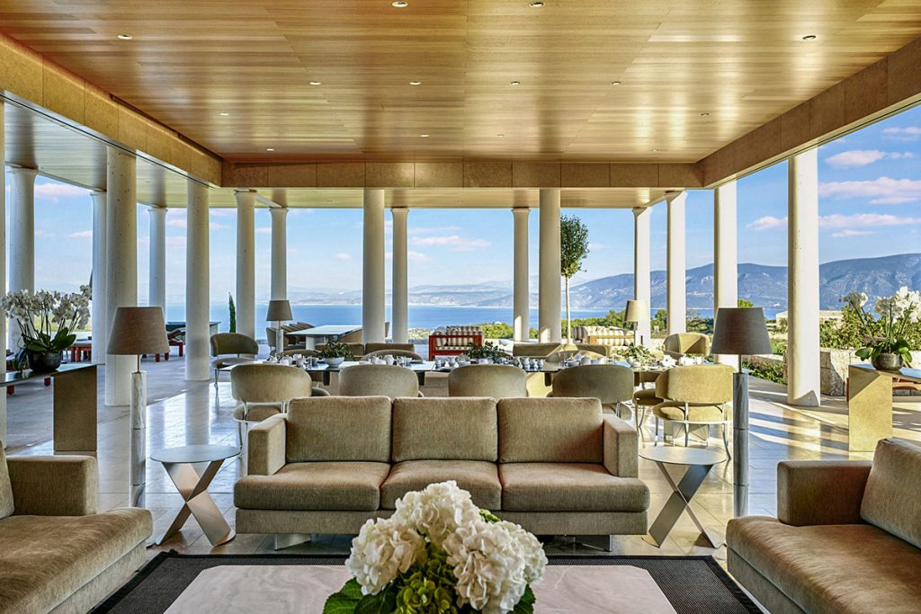 best luxury retreats in Airbnb best luxury retreats in airbnb Five Best Luxury Retreats In Airbnb Amanzoe9 PortoHeli 24