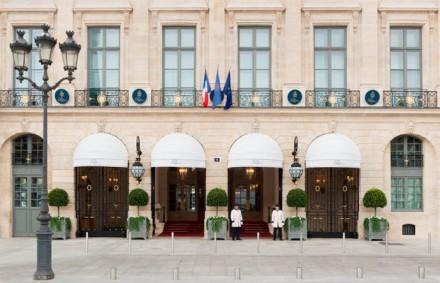 the ritz paris: five amazing facts The Ritz Paris: Five Amazing Facts About This Notable Hotel H Ritz Paris Fa  ade 630x405    OTCP e1490975573210