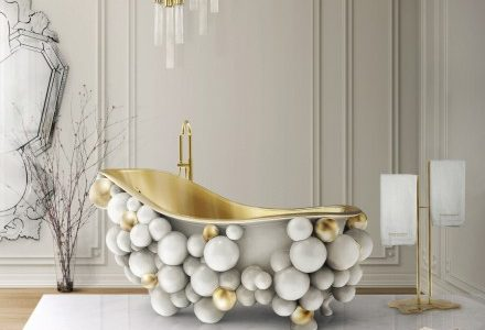 8 best bathroom designs 8 Best Bathroom Designs That Will Transform Your Bathroom 13 newton bathtub eden towel rack venice mirror tiffany stool maison valentina 1 HR e1491403494638 440x300