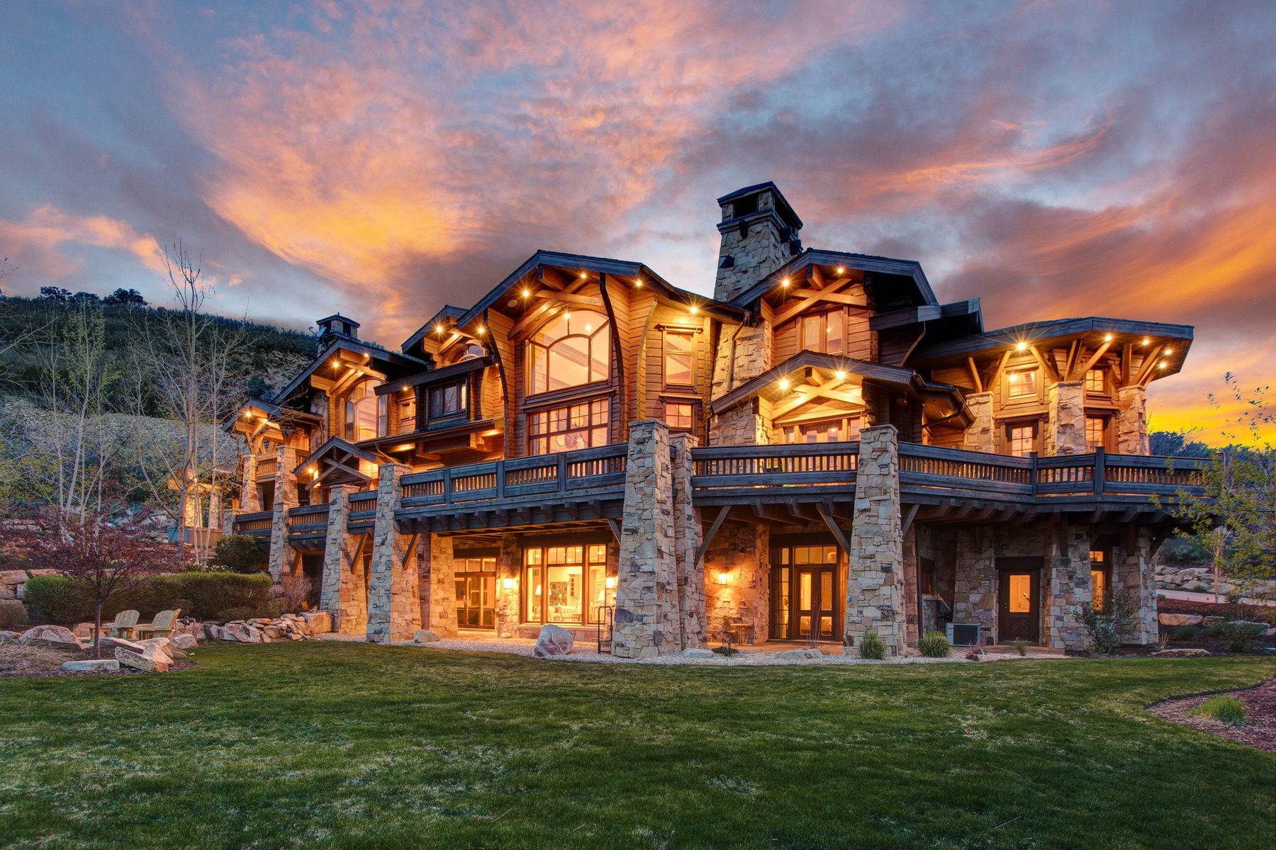 5 luxury homes for Luxury mansion builders