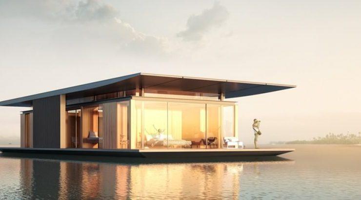 5 amazing luxurious floating homes 5 Amazing Luxurious Floating Homes 5 Unique Floating Homes For a Luxurious Lifestyle 2 850x410 740x410
