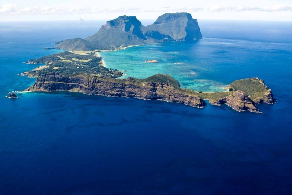 5 breathtaking beaches around the world to discover this summer 5 breathtaking beaches around the world to discover this summer 5 Breathtaking Beaches Around The World To Discover This Summer Lord Howe Island Aerial Photo 1024x683