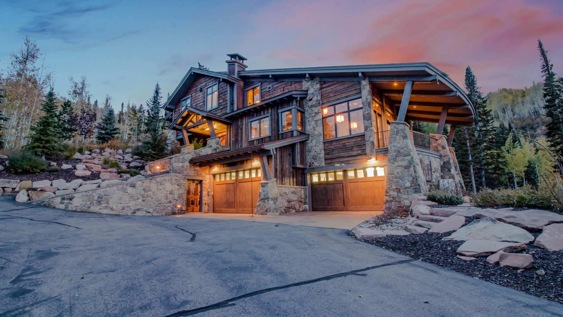 5 luxury homes 5 Luxury Homes That Get Outdoor Living Just Right Luxury Home  Park City Utah