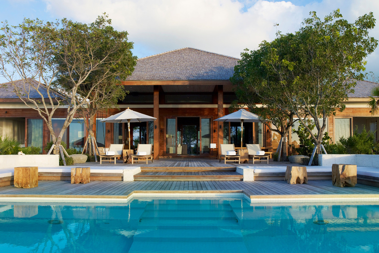 5 best all-inclusive resorts around the world 5 best all-inclusive resorts around the world 5 Best All-Inclusive Resorts Around The World Tamarind pool and villa view