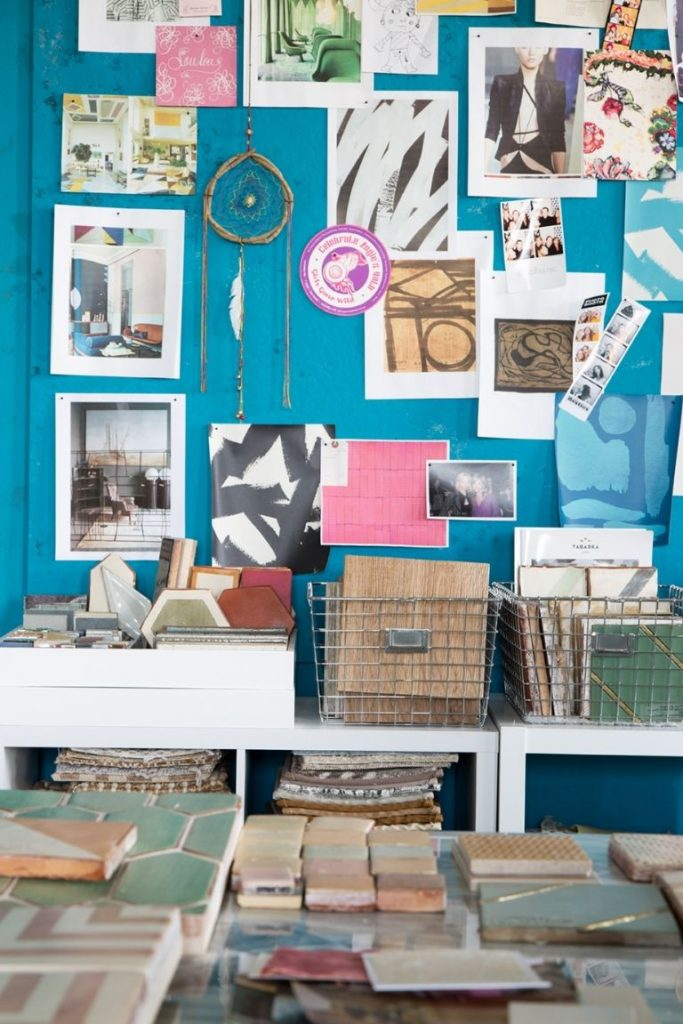 Angie Hranowsky's design studio Angie Hranowsky's Design Studio Studio Tour: Meet Angie Hranowsky's Design Studio design studio 3 1494530643