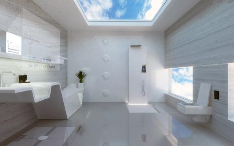 5 Smart Home Devices For Your Bathroom 5 Smart Home Devices For Your Bathroom future bathroom full 2 480x300