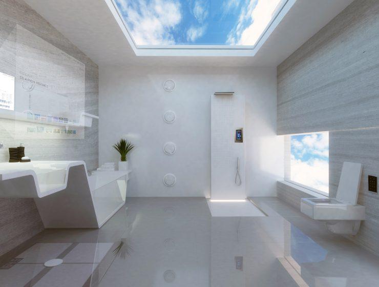 Bathroom ideas inspiration and ideas from maison valentina for Future bathroom designs