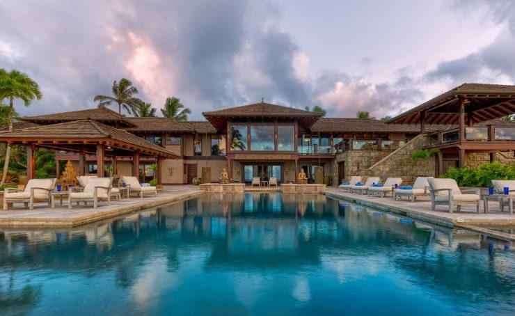House Tour: Hawaii's Most Expensive Home House Tour: Hawaii's Most Expensive Home hawaii most expensive house 10 1495491027 740x454