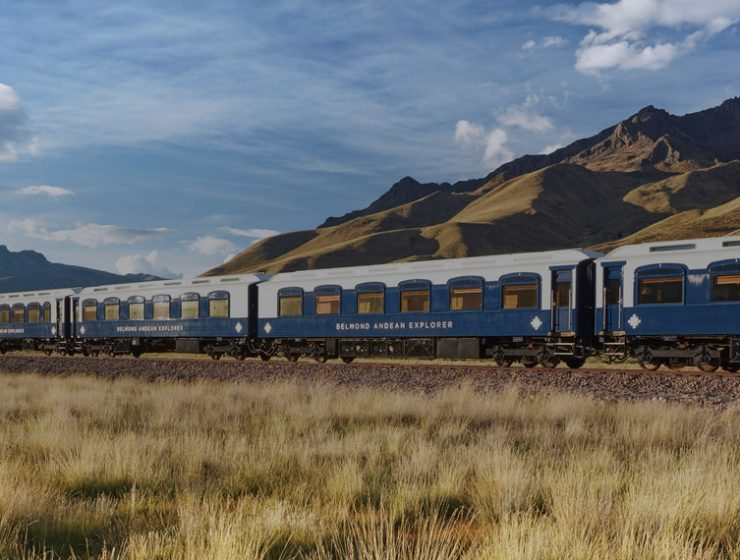 South America First Luxury Sleeper Train Get to Know The Amazing South America First Luxury Sleeper Train baex 1366x570 train exterior scene01 mobile home 740x560