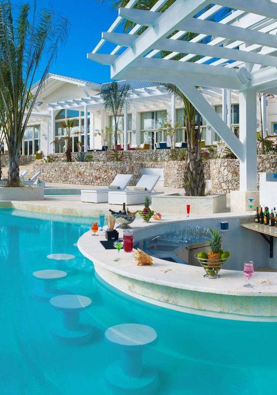 breathtaking pools for this summer. Black Bedroom Furniture Sets. Home Design Ideas