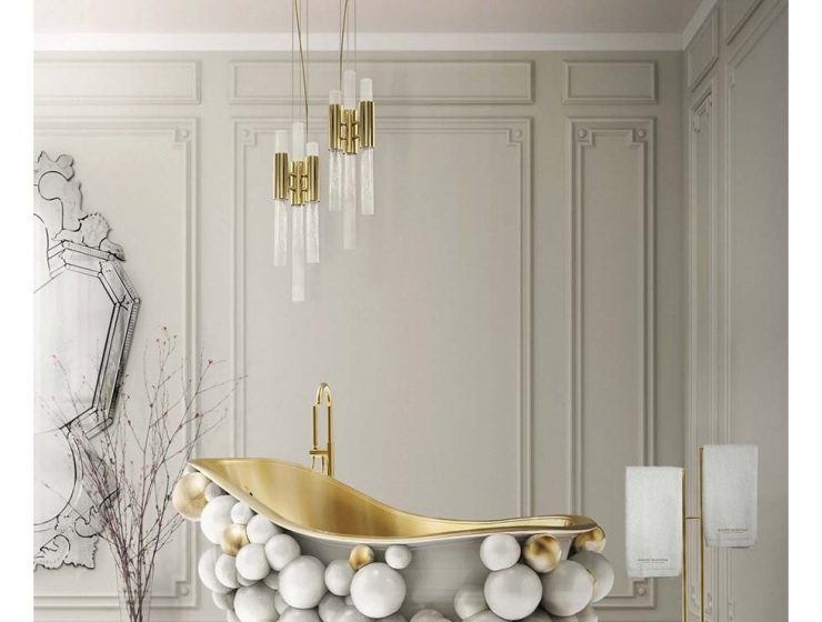 Ivory Hued Create a Beautiful Ivory Hued For Your Bathroom Unique Collection of Stunning Bathtubs For Luxury Bathrooms 5 740x560