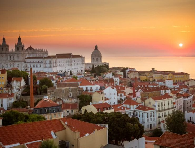 Top 5 Destinations To Travel This Fall Top 5 Destinations To Travel This Fall lisbon portugal 1000px 740x560