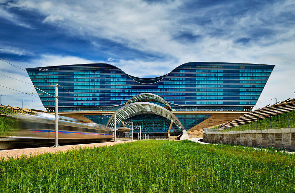 Washington Dulles International Airport VA Images of