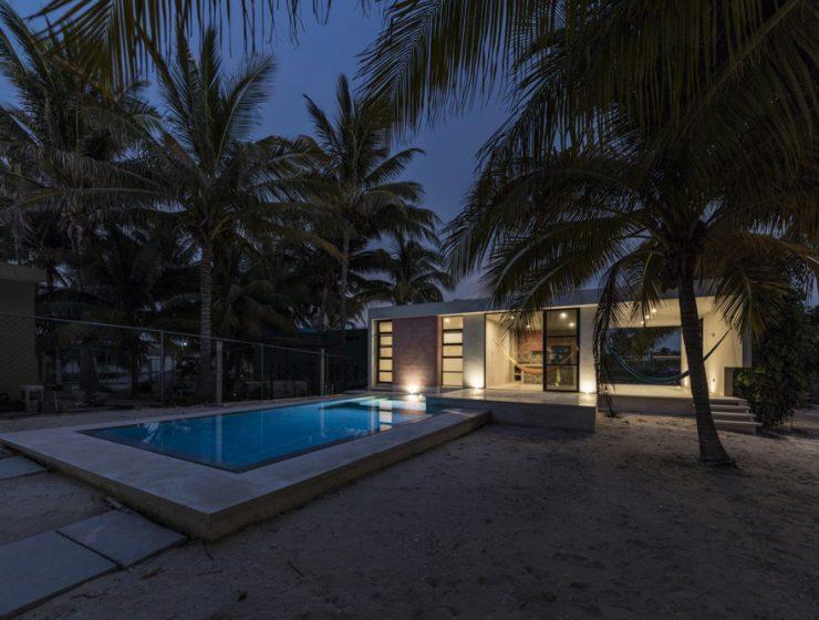 luxury retreat in mexico's yucatan peninsula The Stunning Luxury Retreat in Mexico's Yucatan Peninsula David Cervera Designs Luxury Retreat in Mexicos Yucatan Peninsula 4 740x560
