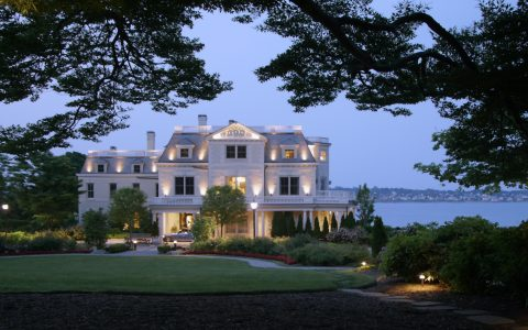 The Chanler Discover the Most Romantic Hotel in the United States: The Chanler exterior a 1 480x300