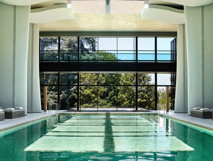 Top Luxury Hotels in Europe 2017 Top Luxury Hotels in Europe 2017 Spa indoor pool 6183 ORIGI 1 740x560