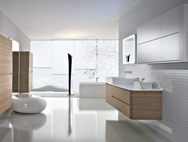 Contemporary Bathrooms Contemporary Bathrooms for Modern Lifestyle Lovers contemporary bathroom design ideas 4 740x560