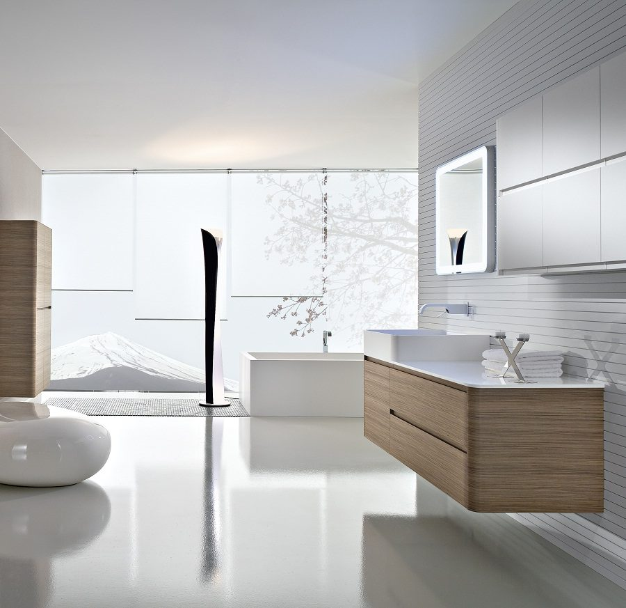 Contemporary Bathrooms For Modern Lifestyle Lovers
