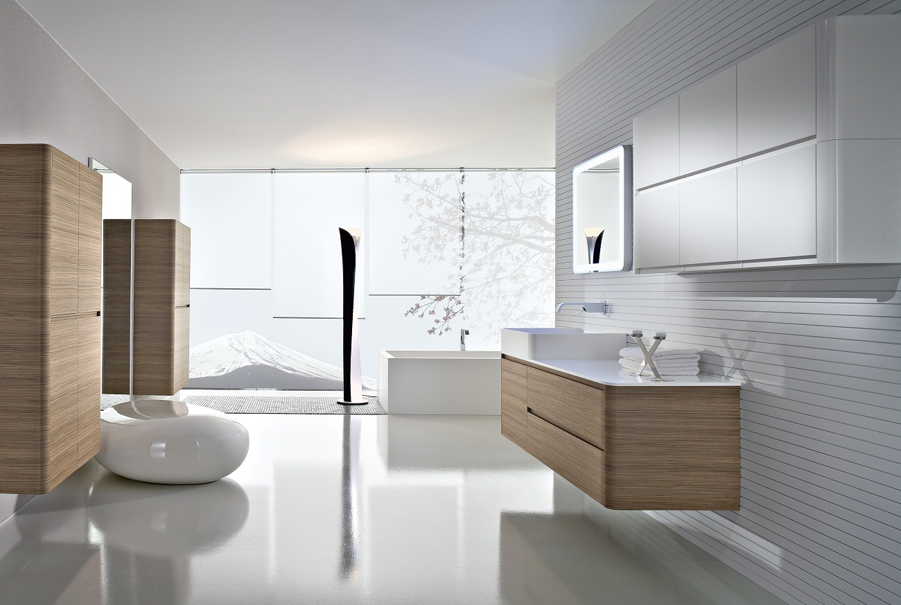 & Contemporary Bathrooms