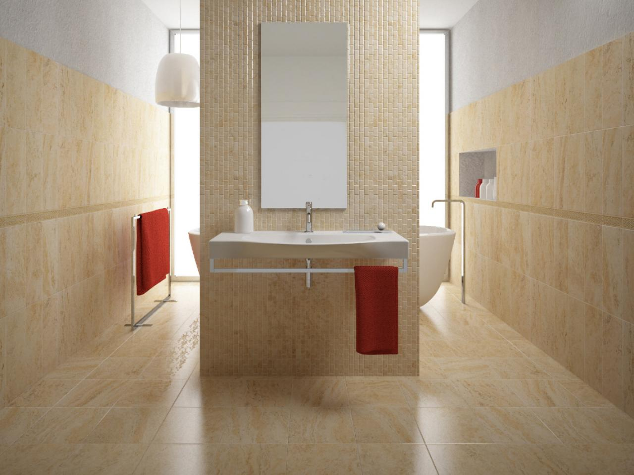 Find The Perfect Wall Covering For Your Bathroom