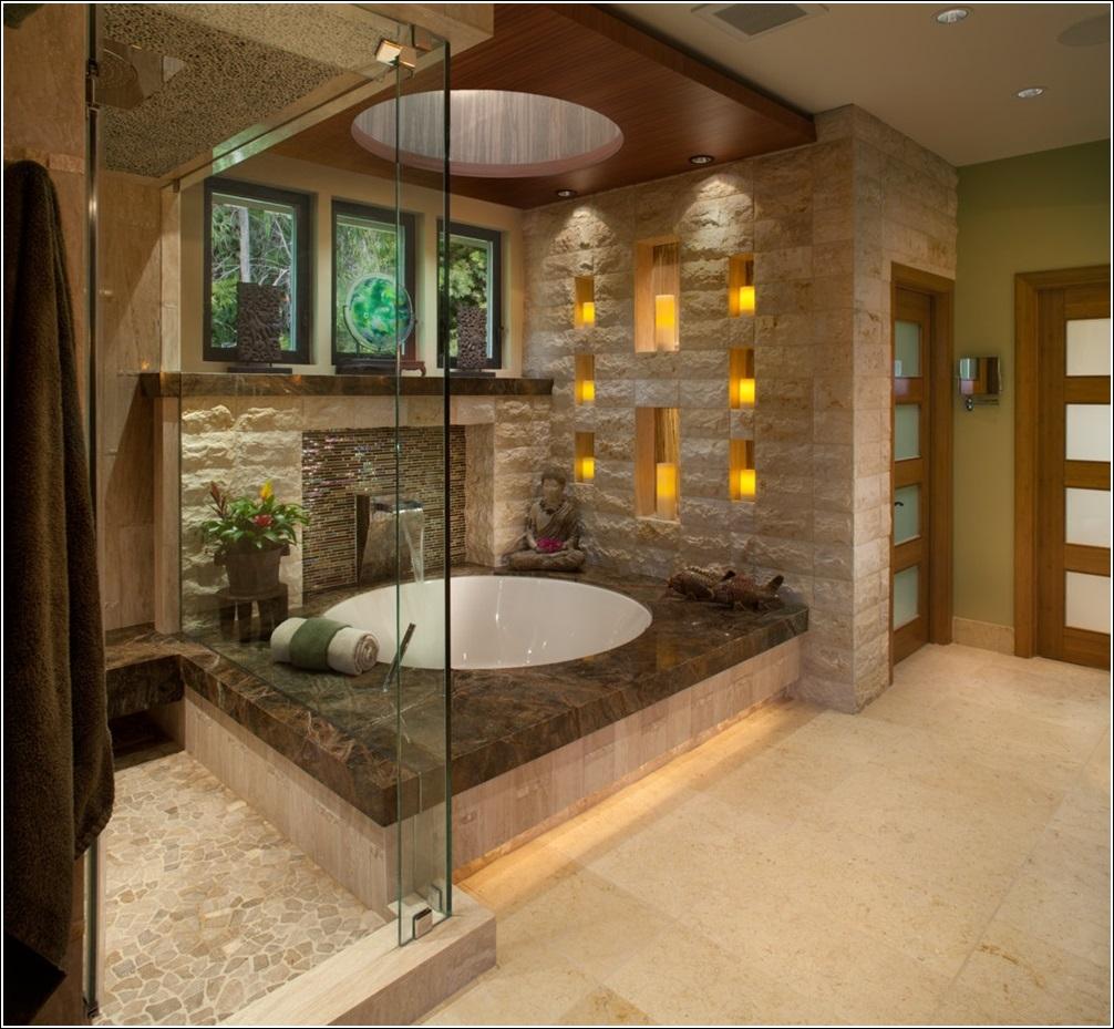 5 Luxury Bathroom Tips