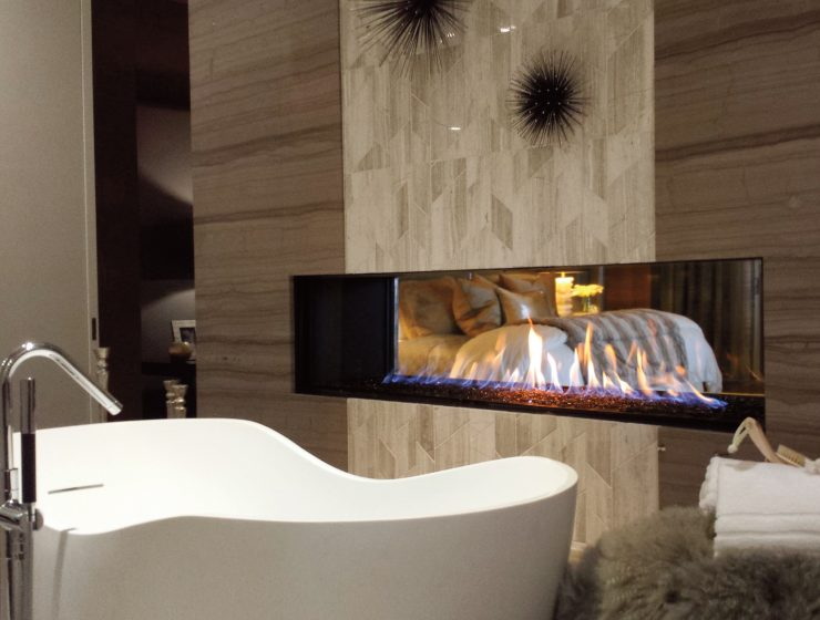 bathroom with a fireplace 3 Reasons To Create A Bathroom With A Fireplace bathroom fireplace ideas bathroom fireplace ideas elegant ideas amp tips great montigo fireplace for gas heatwarming ideas 740x560