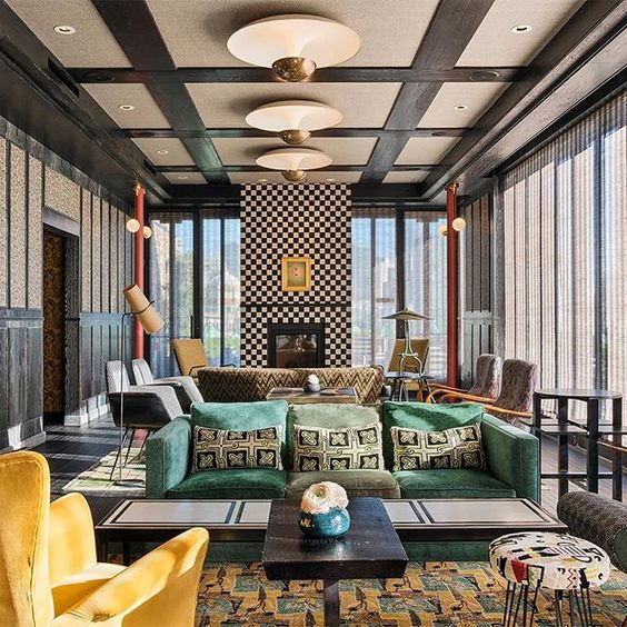 Top Interior Designers Top Interior Designers Top Interior Designers: Kelly  Wearstler Kelly Wearstler Interior Design