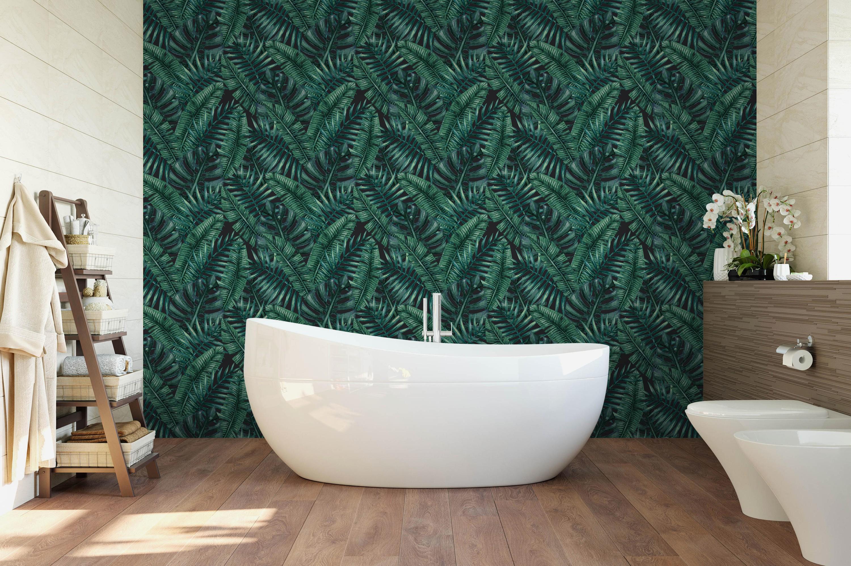Hawaiian Bathroom Decor: Summer Vibes: 5 Tips To Create A Tropical Bathroom