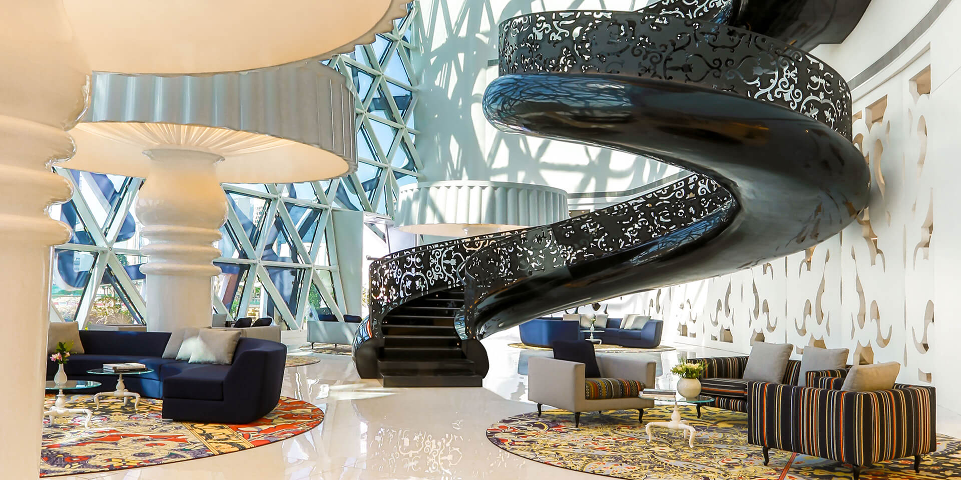 Top Interior Designers, design, interiors, designers, luxury Top Interior Designers Top Interior Designers: Marcel Wanders Mondrian Doha 01
