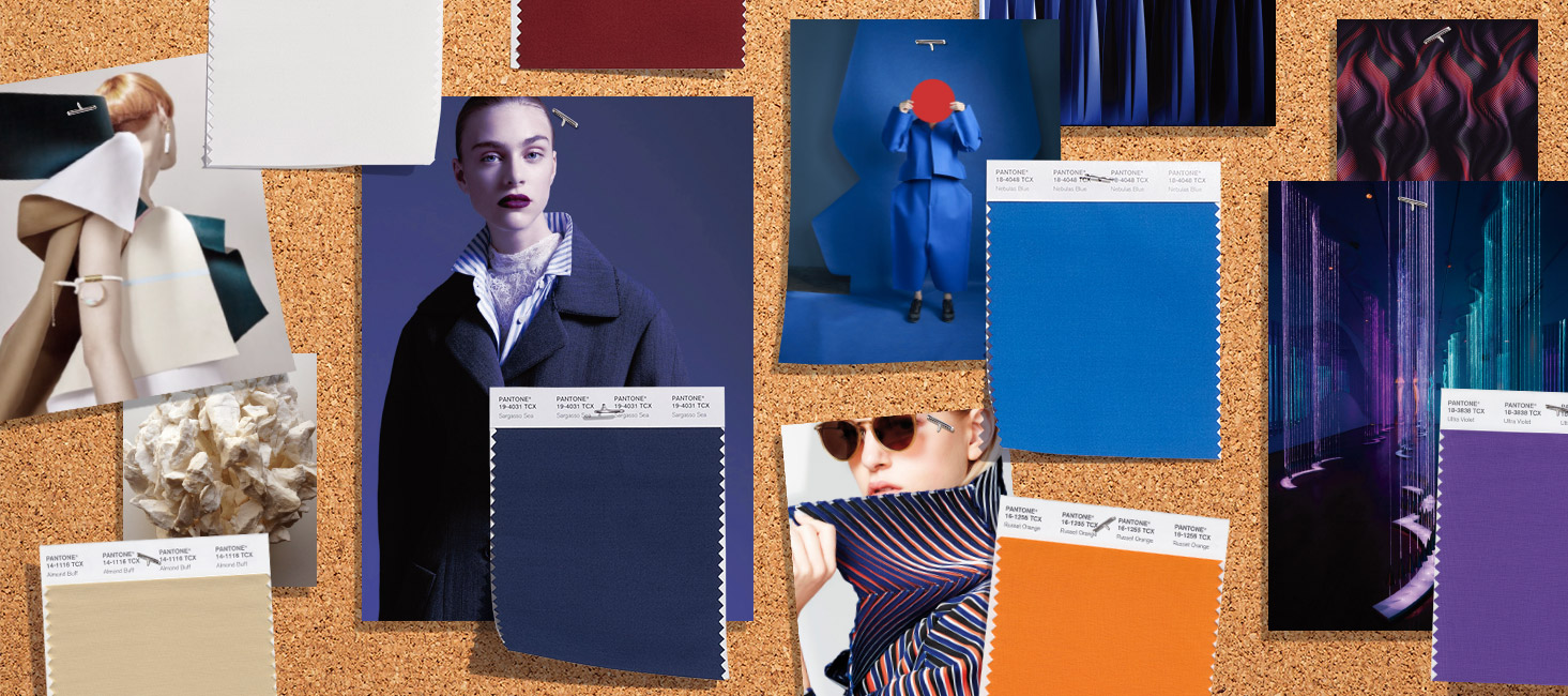 Pantone colour, designers, color, brand pantone colour The Pantone Colour Institute – All you need to know! Pantone Fashion Color Trend Report New York Fall Winter 2018 Article