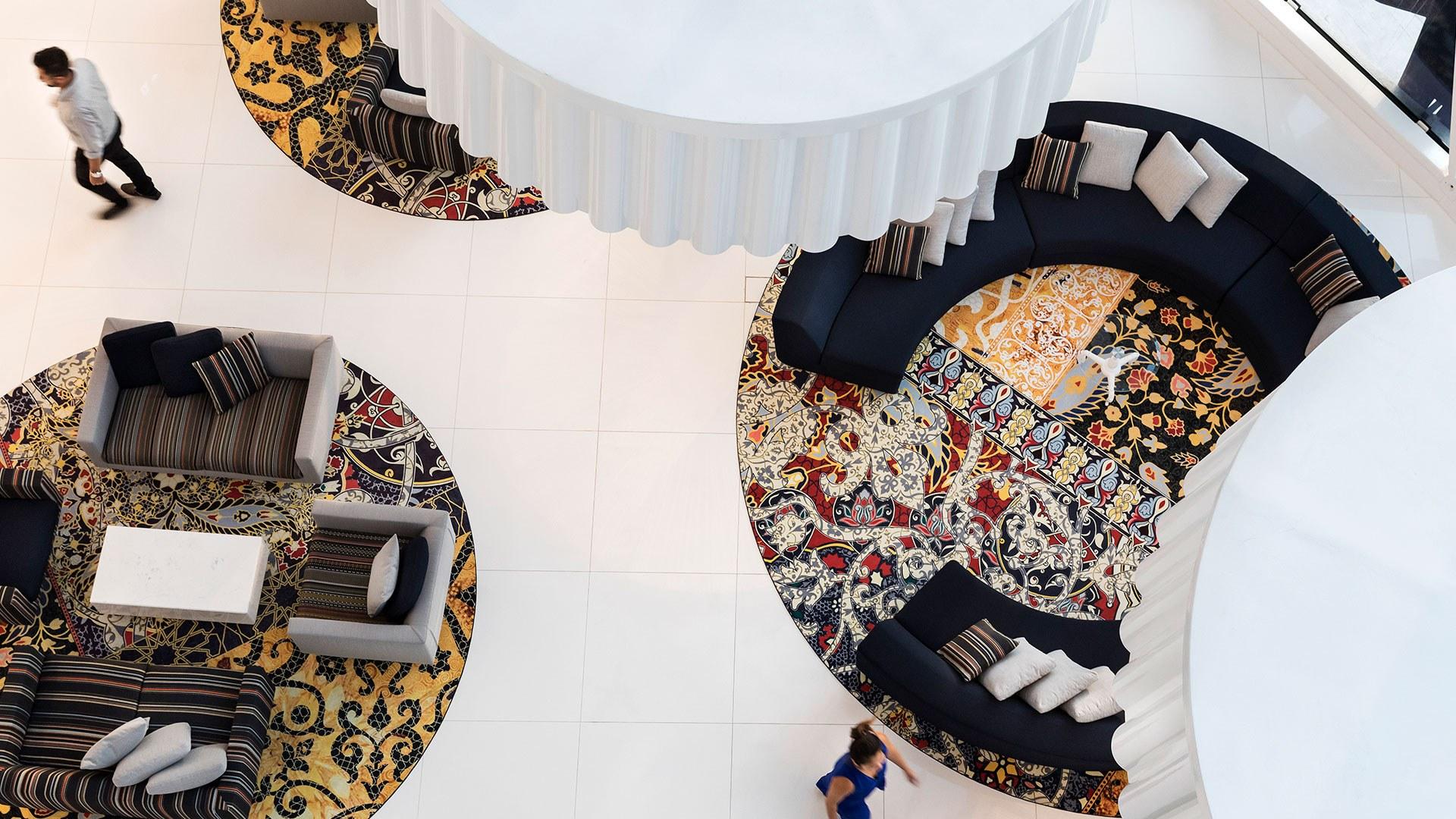 Top Interior Designers, design, interiors, designers, luxury Top Interior Designers Top Interior Designers: Marcel Wanders SBE Mondrian Doha Marcel Wanders 00