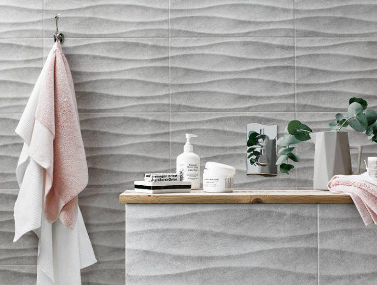 bathroom tile design Eye-Catching Bathroom Tile Design Ideas british ceramic tile 740x560