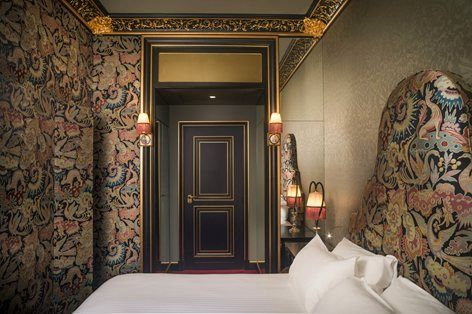 Paris Hotels, Hotel, fall, inspiration Paris Hotels Cozy Paris Hotels Where You Can Warm Up This Fall cozy hotels in paris 4