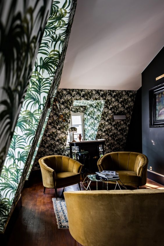 Paris Hotels, Hotel, fall, inspiration Paris Hotels Cozy Paris Hotels Where You Can Warm Up This Fall cozy hotels in paris 8