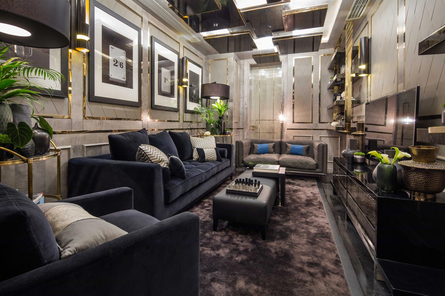 Top Interior Designers, design, interiors, designers, luxury Top Interior Designers Top Interior Designers: Kelly Hoppen kelly hopen   interior design9