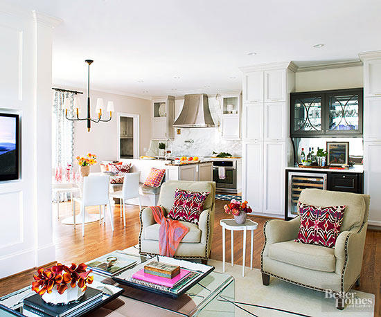 open concept living room Stunning Open Concept Living Room Ideas living room open concept ideas9