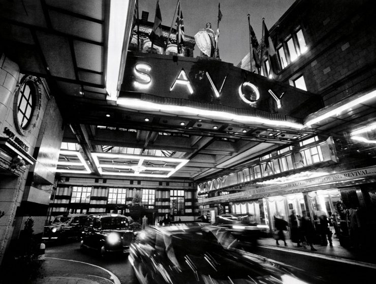 iconic hotels Iconic Hotels Around the World: The Savoy, London the savoy london 1 740x560