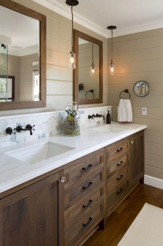 Bathroom Color Schemes, colorful bathroom, black bathroom, pink bathroom, rustic bathroom, bathroom, red bathroom Bathroom Color Schemes 5 Bathroom Color Schemes for Embellish your Decor Bathroom color schemes5